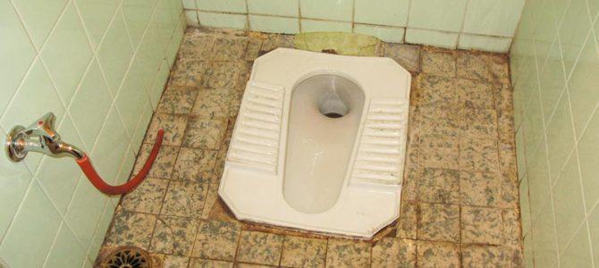 تعویض سیفون توالت ایرانی و توالت فرنگی چه اهمیتی دارد؟